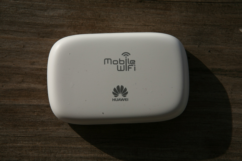 Mobile WiFi device