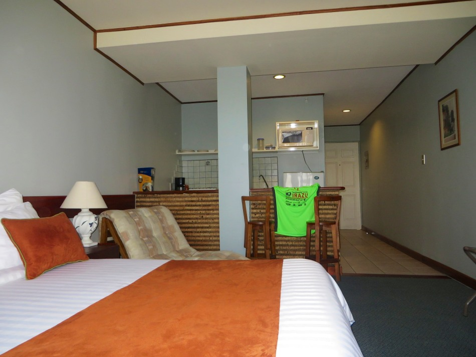 The accommodation provided in the package