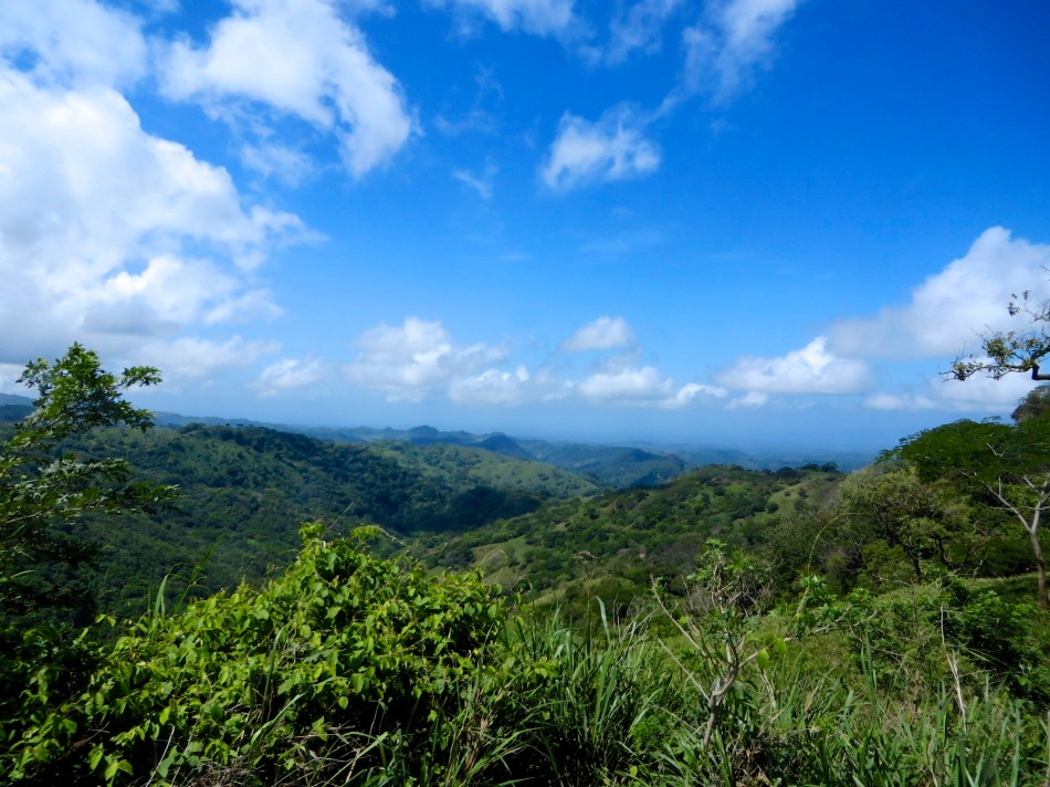 The views we enjoyed enroute to the zip lining.