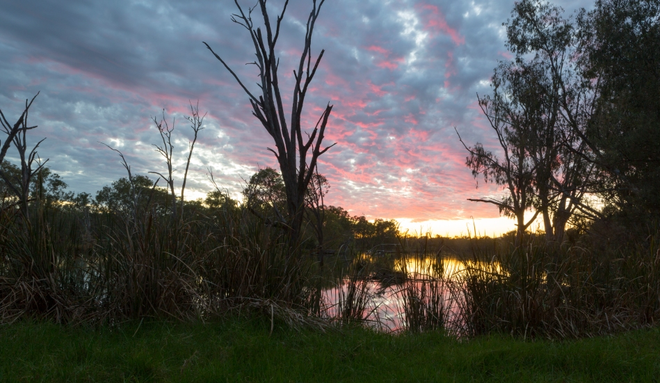 It is a fantastic opportunity to work on my sunrise photos, as everyday has something to offer.