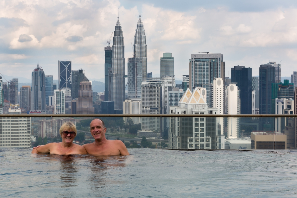 37th Floor Infinity Pool