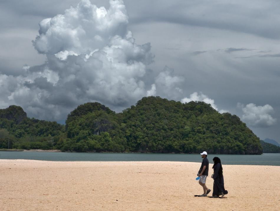 North Tanjung Rhu Beach