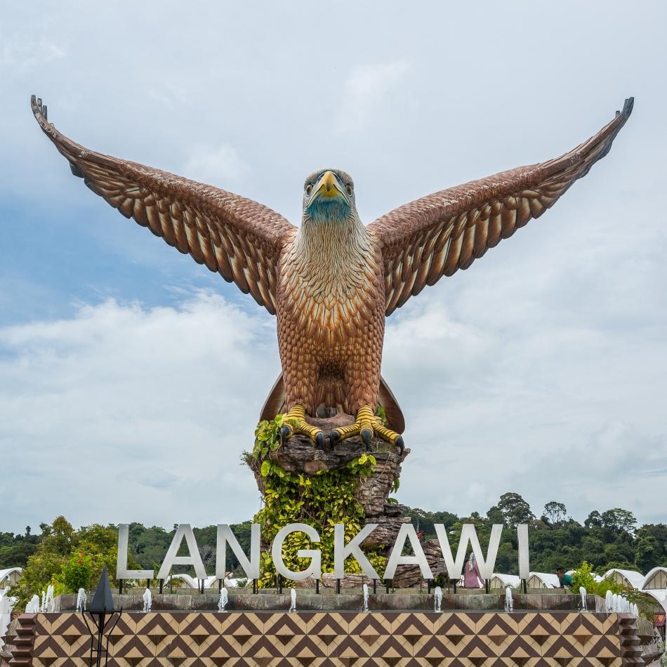Langkawi Malaysia: Peter & Karen Pecksen