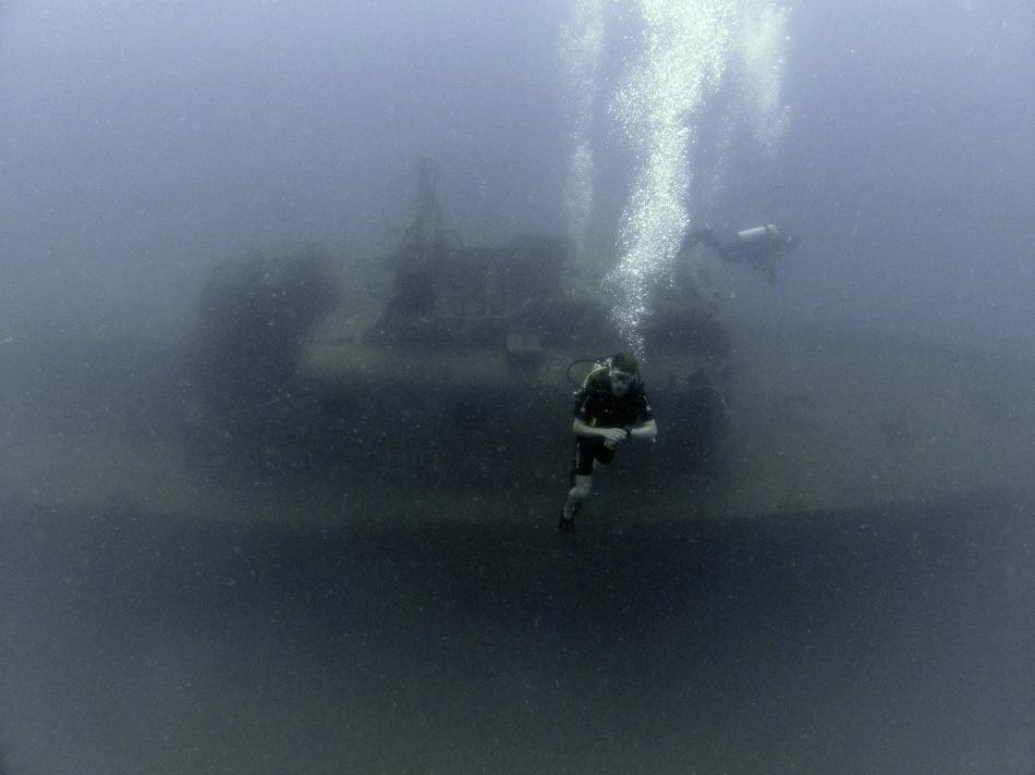 Dark Wreck