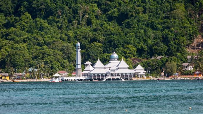 Perhentian Mosque