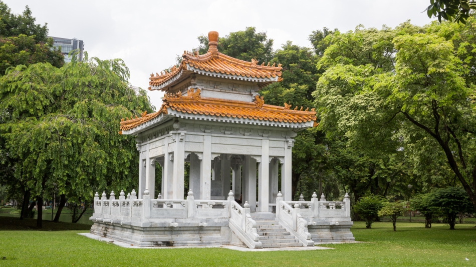 Thailand and China Friendship Pavilion