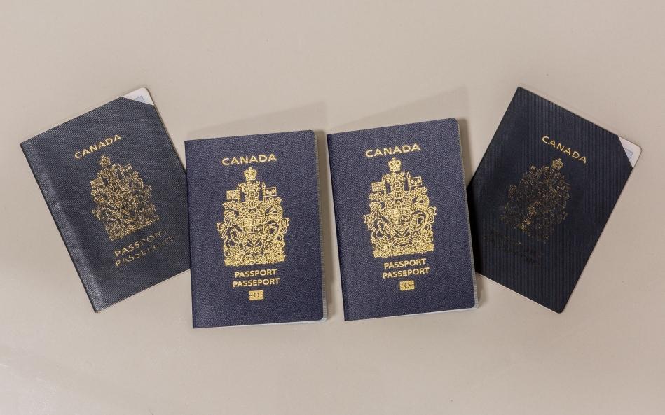New Passports