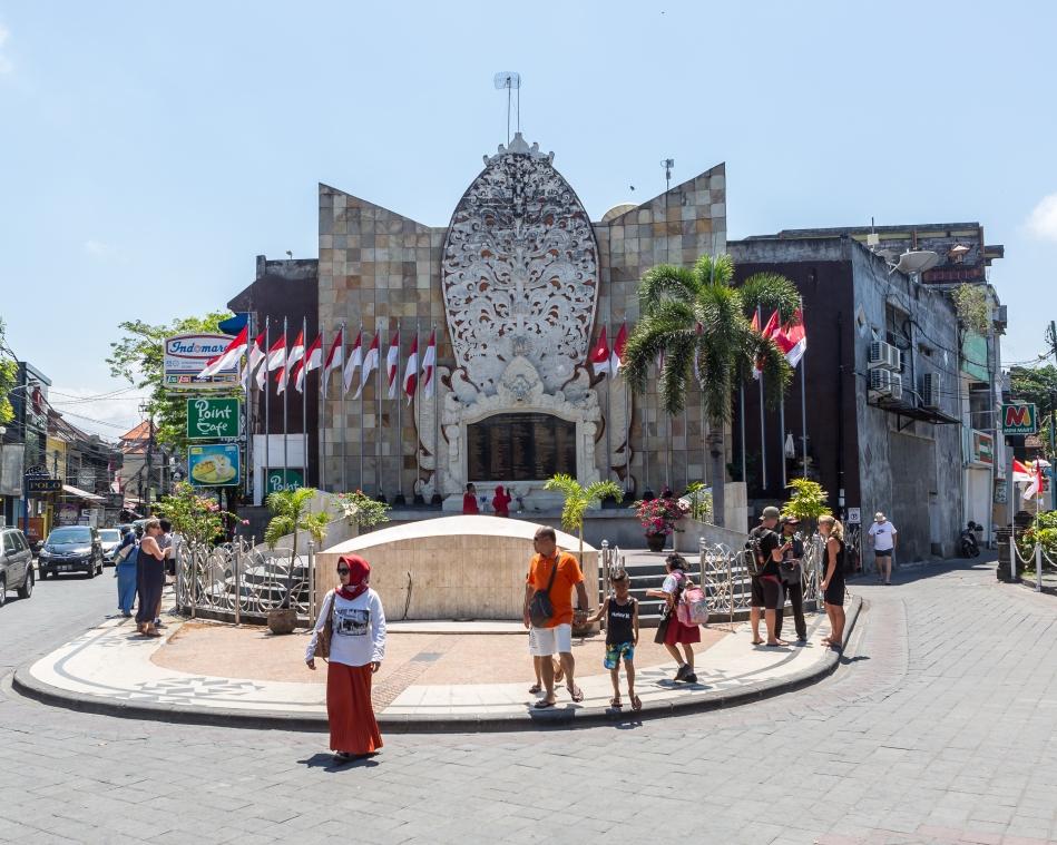 2002 Bali Bombing Memorial