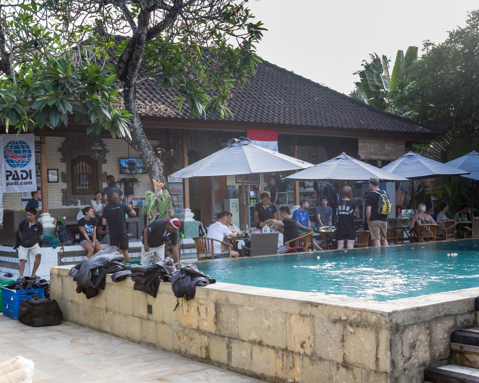 Blue Season Bali main office in Sanur