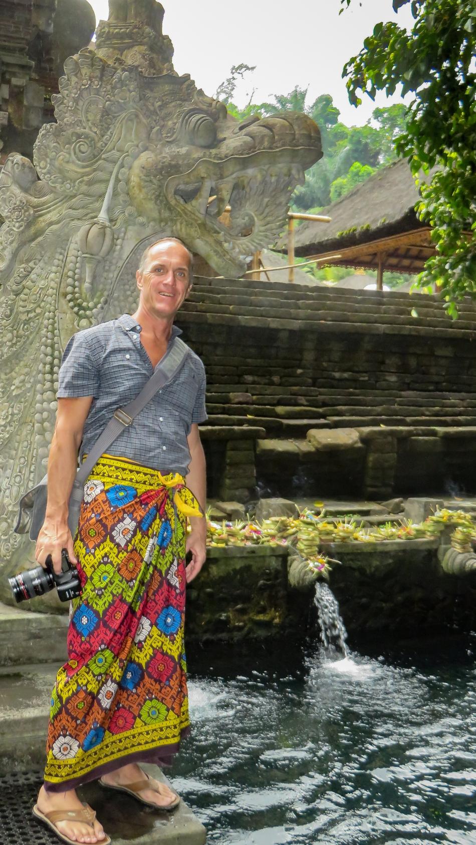 Sarong Fashions
