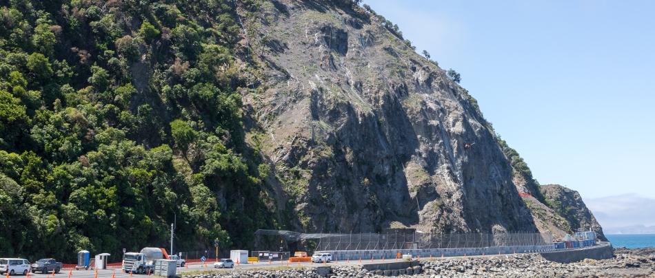 Seacan Retaining Walls