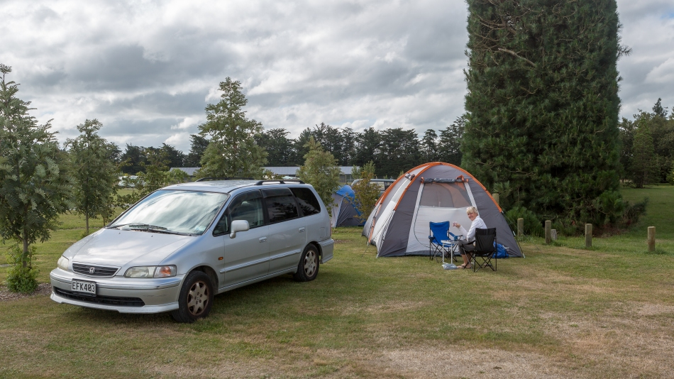 Ashburton Campsite