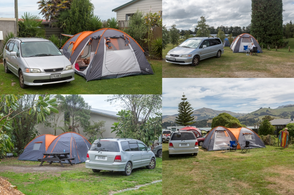 Campsite Collection 1