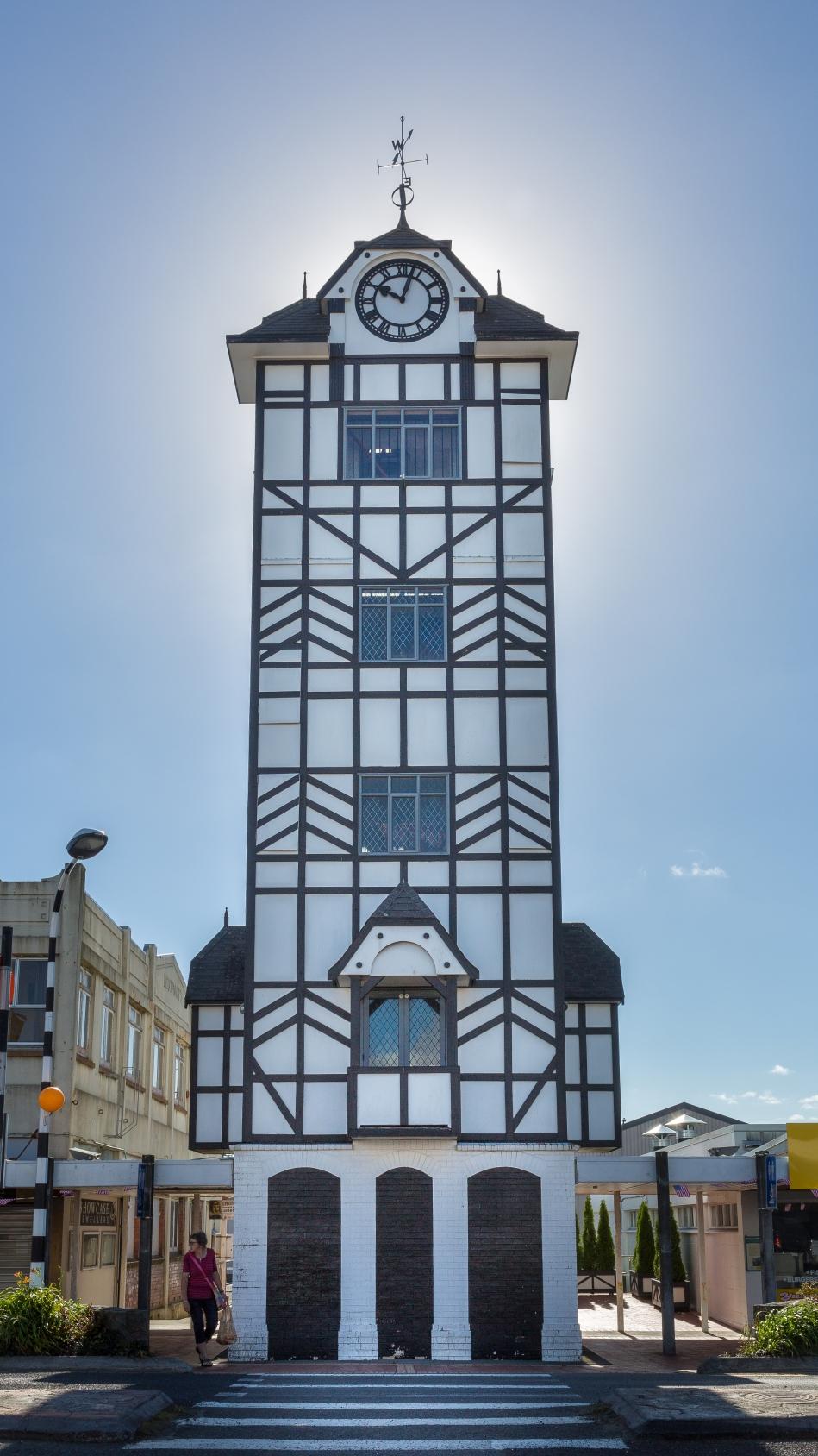 Stratford Upon Patea Glockenspiel