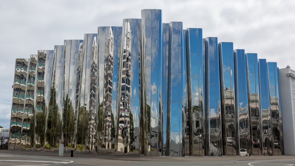Govett-Brewster Art Gallery