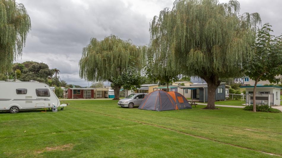 Kawhia Campground