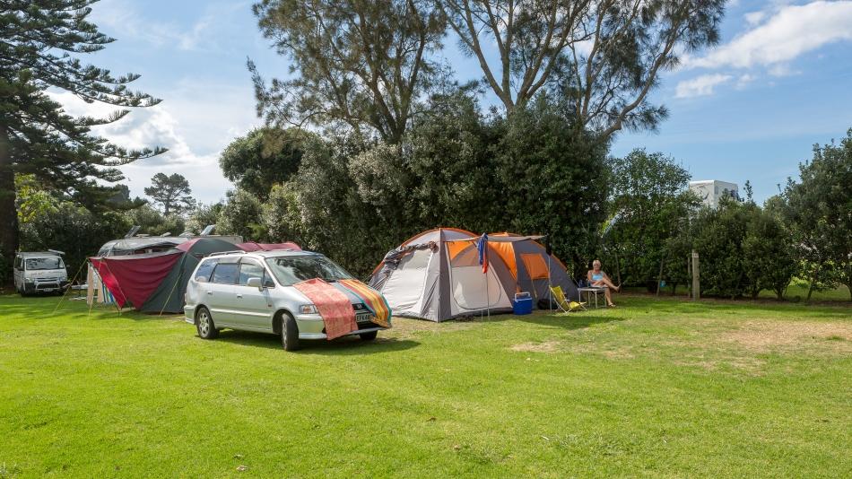 Hahei Campground