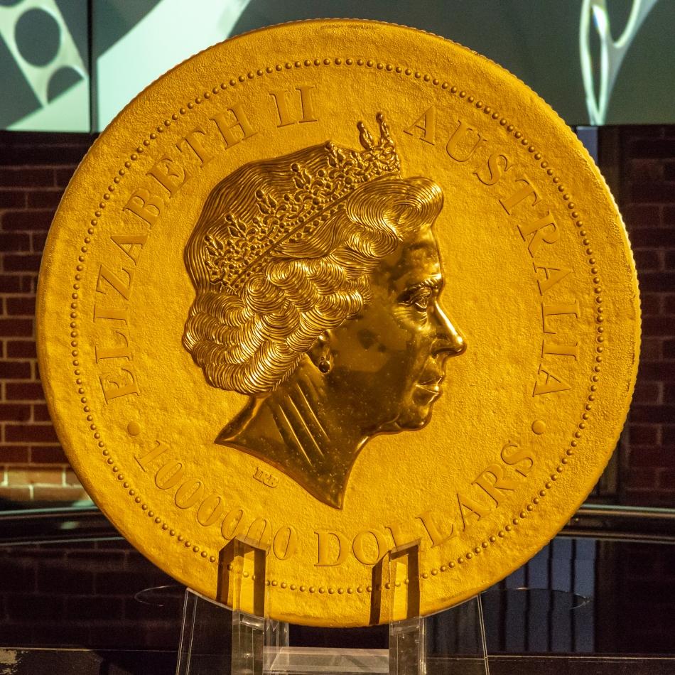 $1,000,000 Coin