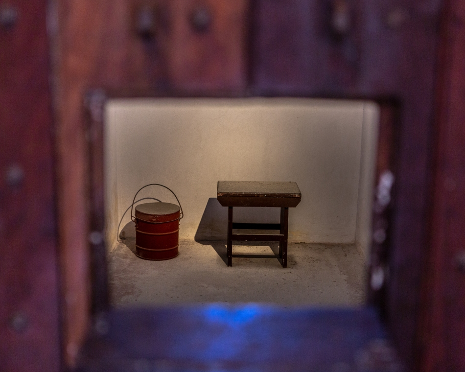 Condemned Man's Cell
