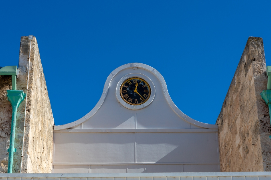 Fremantle Prison Clock