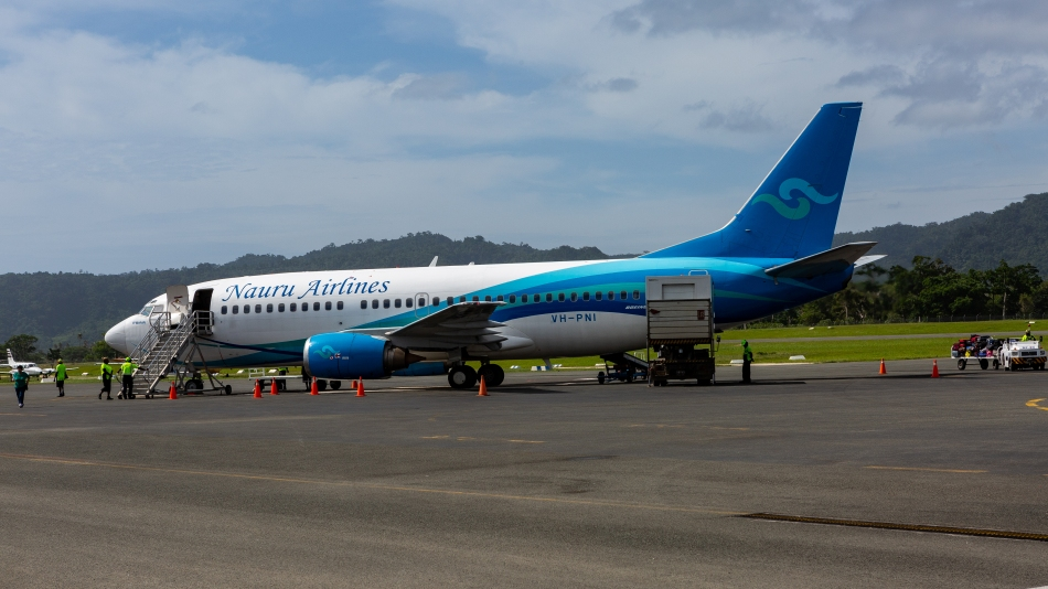 Air Vanuatu Flight