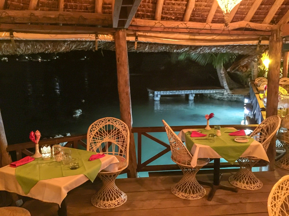 Vila Chaumieres Restaurant