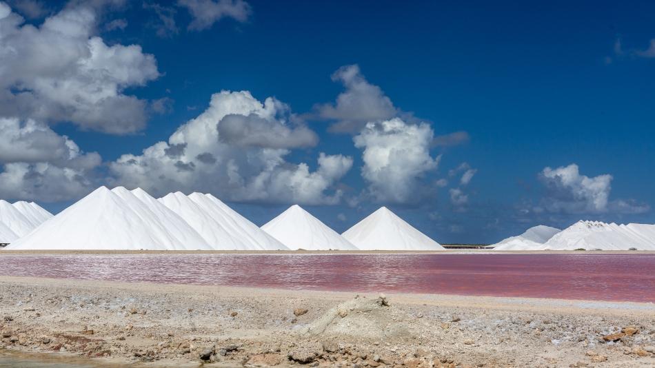 Salt Pyramids